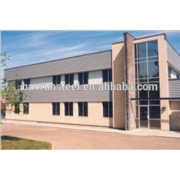 Anti-fire Prefabricated Steel Warehouse made in China #1 image