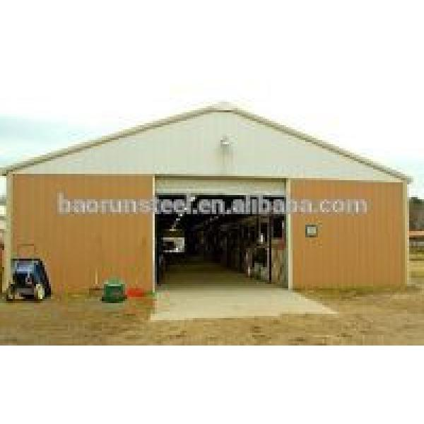 easy-to-build kits manufactured steel building made in China #1 image