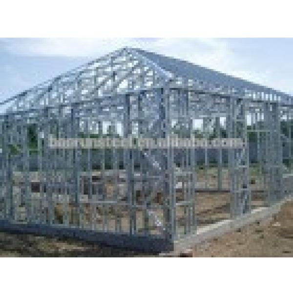 low cost Custom Prefab Metal Warehouse Building made in China #1 image