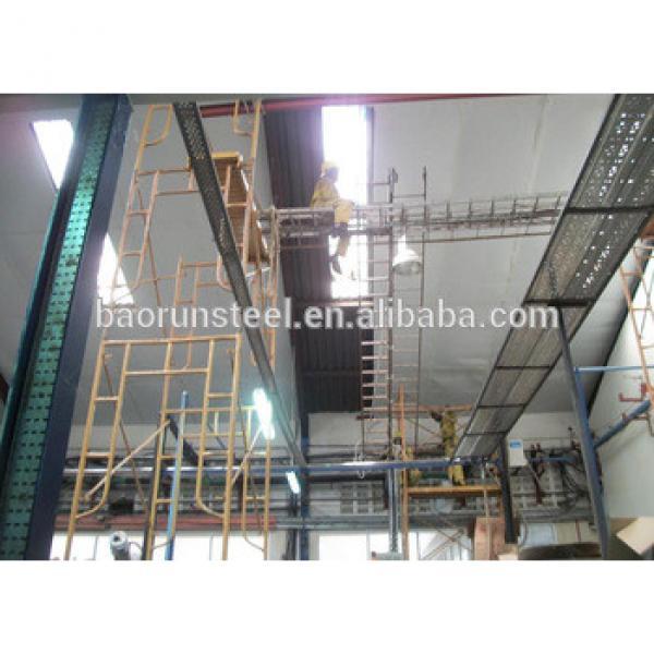 designing steel garage building #1 image