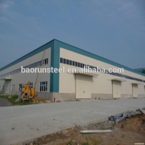 Metal construction materials light steel structure prefabricated building #1 image