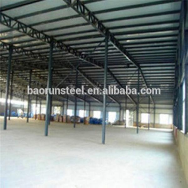Steel structure building material warehouse/workshop/building/hangar #1 image