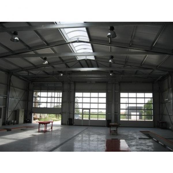 energy-efficient workshop building #1 image