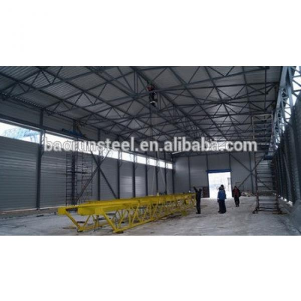 light industrial steel building #1 image