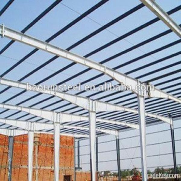 Economic steel structure material warehouse /workshop/building/prefab house #1 image