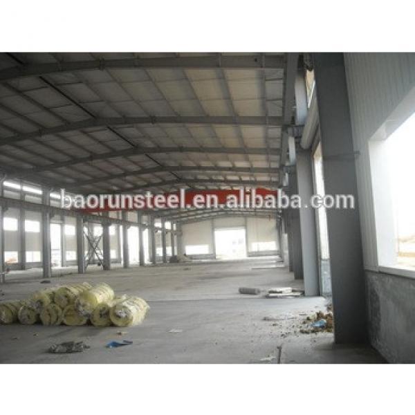 Metal warehouse/hangar/shed/barn/workshop #1 image