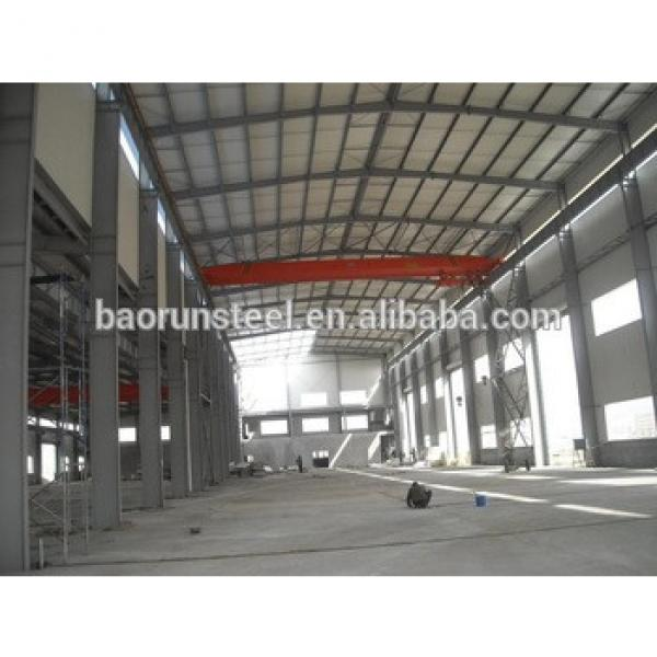 Large span workshop ,shed ,warehouse and prefab house #1 image