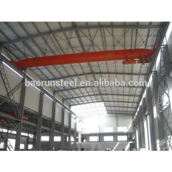 Construction design prefabricated factory/warehouse storage /shed #1 image