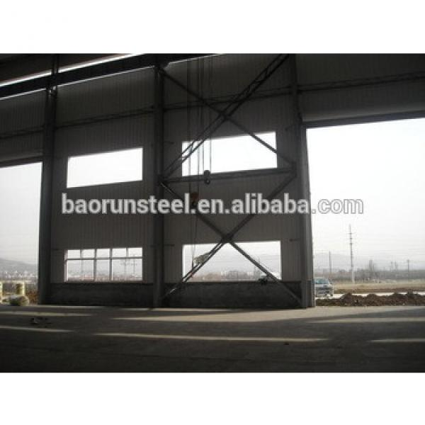 2017 China Prefabricated Steel Structure Warehouse Sheds #1 image