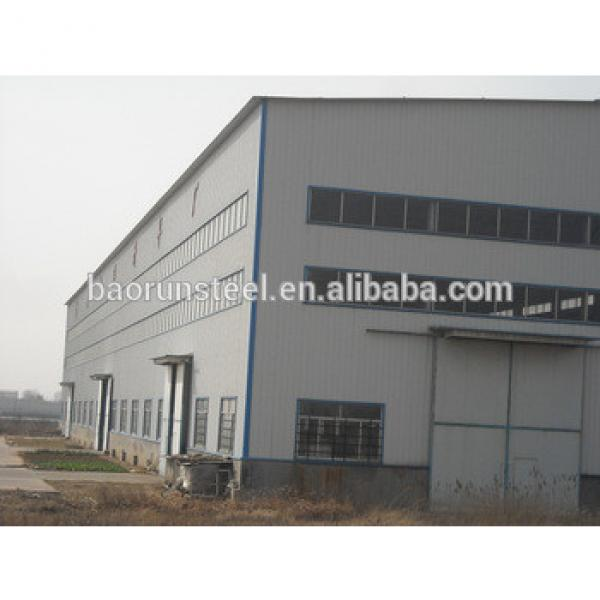 ISO 9001 construction & real estate peb steel structure buildings for sale #1 image