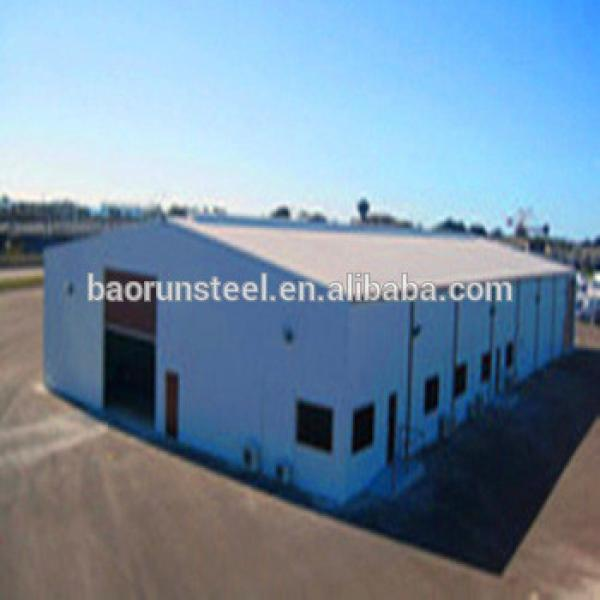 Steel structure workshop/steel structure/Metal hangar #1 image