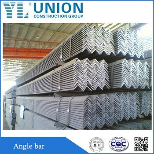 hot-dipped galvanized tower angle steel bulb flat steel angle cast iron surface #1 image