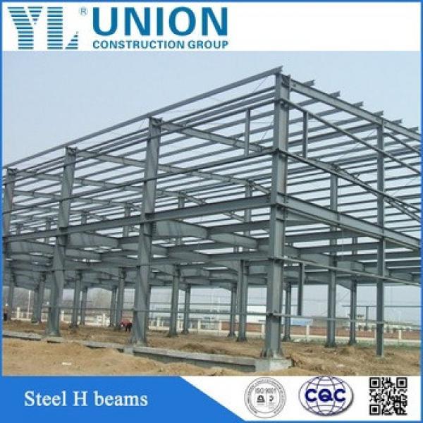 galvanized steel h beam #1 image