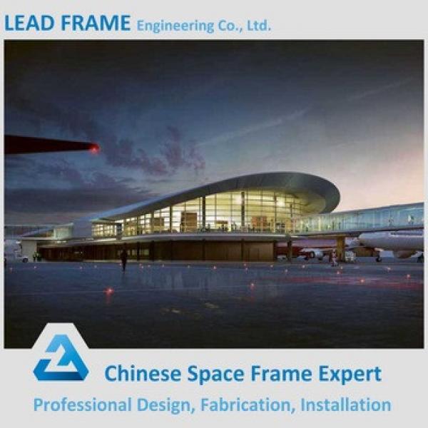 Steel Struture Galvanized Airport Waiting Hall #1 image