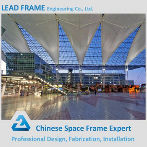 Prefab steel frame airport terminal #1 image