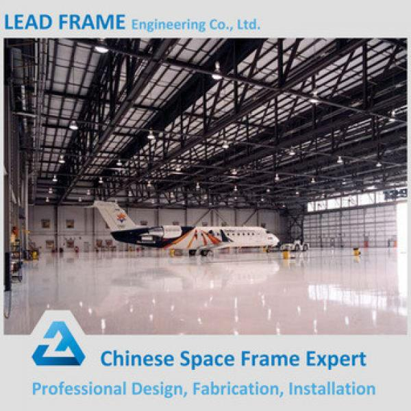 prefabricated space frame for airport #1 image