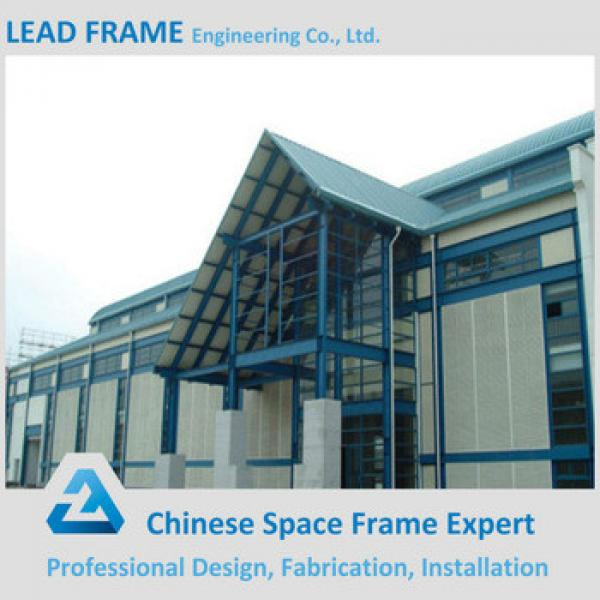 High Quality Good Security Metal Buildings Prefabricated #1 image