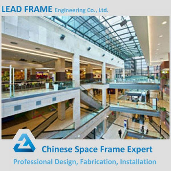 creative design high rise steel structure building shopping mall #1 image