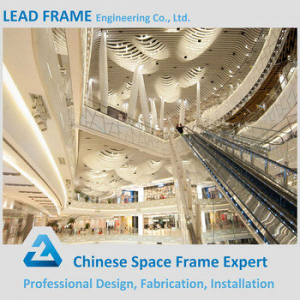 Economic New Sell Prefab Metal Building Materials Shopping Mall #1 image