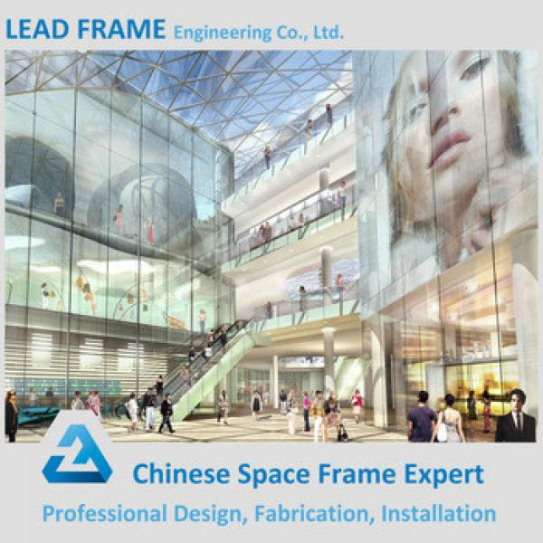 Shopping Mall with Steel Truss Design #1 image