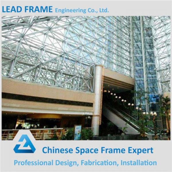 easy assemble prefabricated building construction materials for shopping malls #1 image