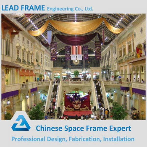 Customized design steel structure building shopping mall #1 image