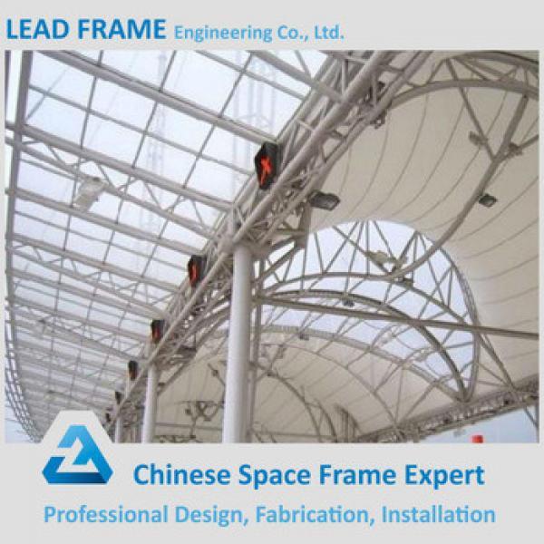 Steel Structure Prefab Conference Hall Design #1 image