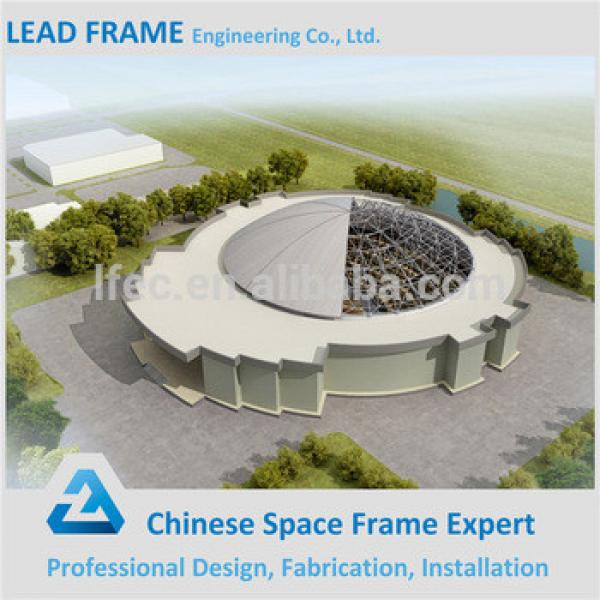 Space frame dome steel buildings prefab mall #1 image