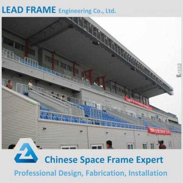 Easy Installation Space Frame Indoor Gym Bleachers #1 image