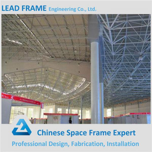 Long span steel space frame for roof system #1 image