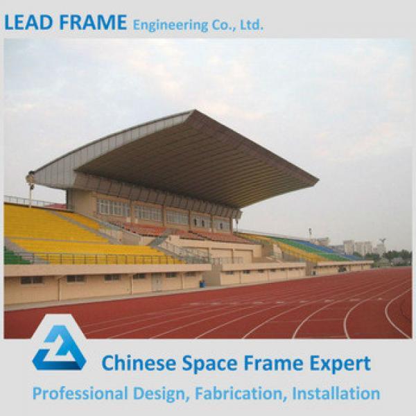 Prefabricated School Building Steel Structure Stadium Bleachers #1 image