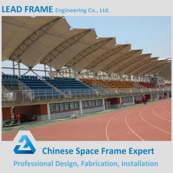 High quality prefabricated light steel structure stadium bleachers #1 image