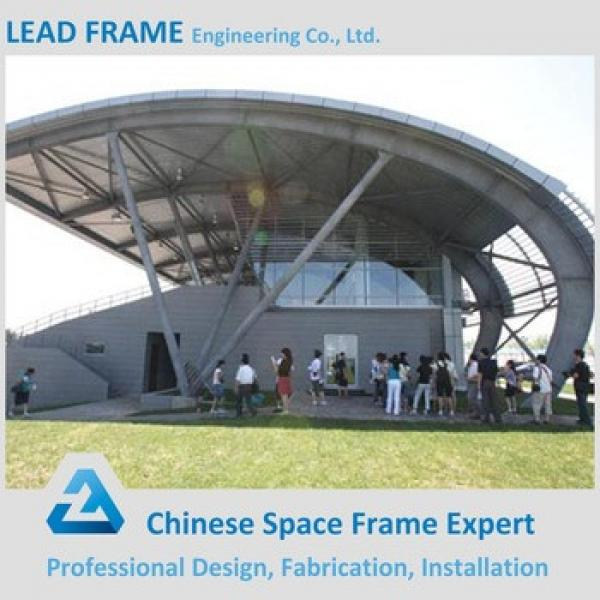 Prefabricated Bleacher Space Frame Systems #1 image