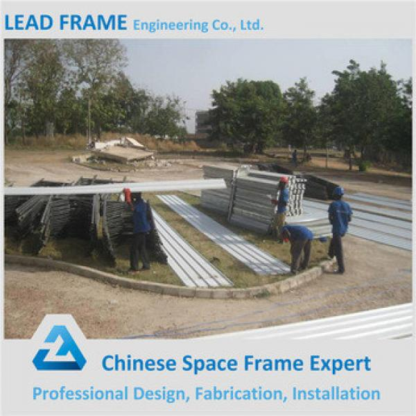 economical steel prefabricated conference hall #1 image