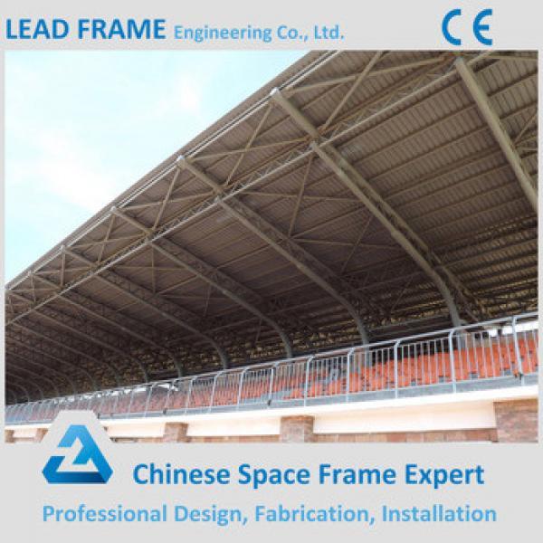 Large Space Frame Structure Prefab Stadium Grandstand #1 image