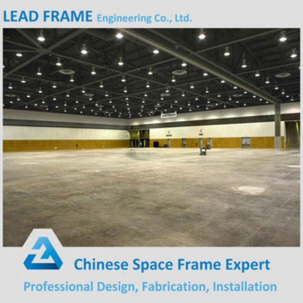 Pre Engineered CE Certificated Light Frame Steel Hall #1 image
