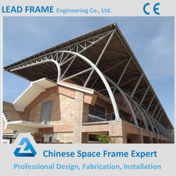 China Supplier Professional Manufacture Light Weight Steel Truss #1 image
