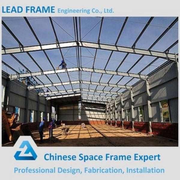 Outdoor Steel Frame Prefab Roof Truss for Building #1 image