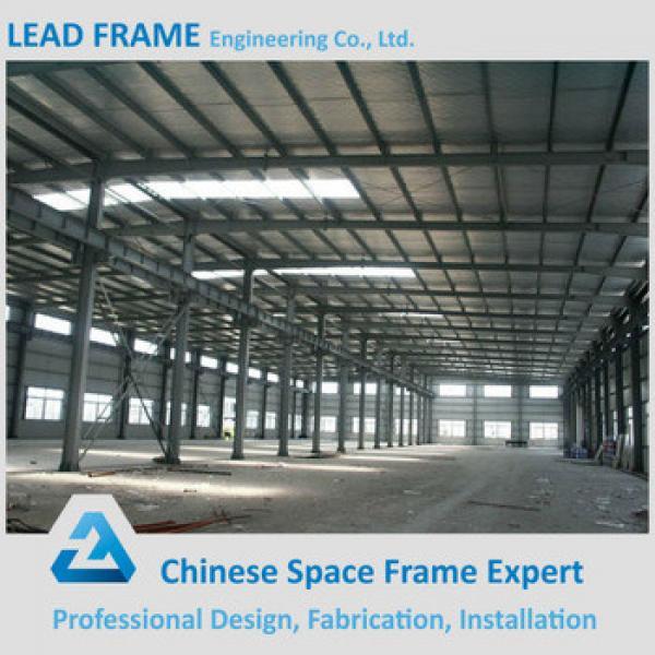 Large Span Steel Space Fabricated Steel Metal Warehouse #1 image
