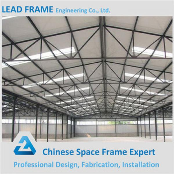 Space Frame Store Center Steel Structure Metal Building #1 image