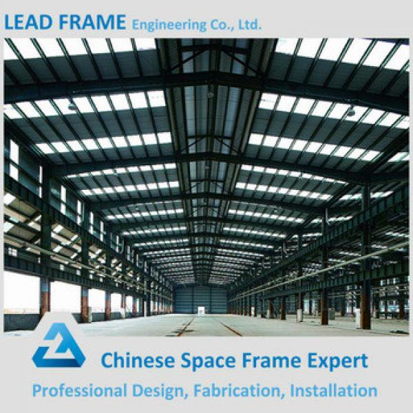 Prefabricated Steel Structure Roof Beam for Industrial Building #1 image