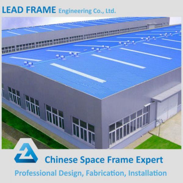 Economic Steel Factory Roof Design for Workshop #1 image
