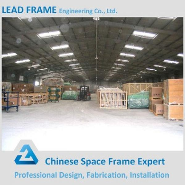 Prefessional Chart Steel Structure Factory ForLogistic Storage Packing Space #1 image