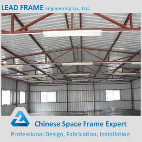 flexible customized design iron structure building workshop #1 image