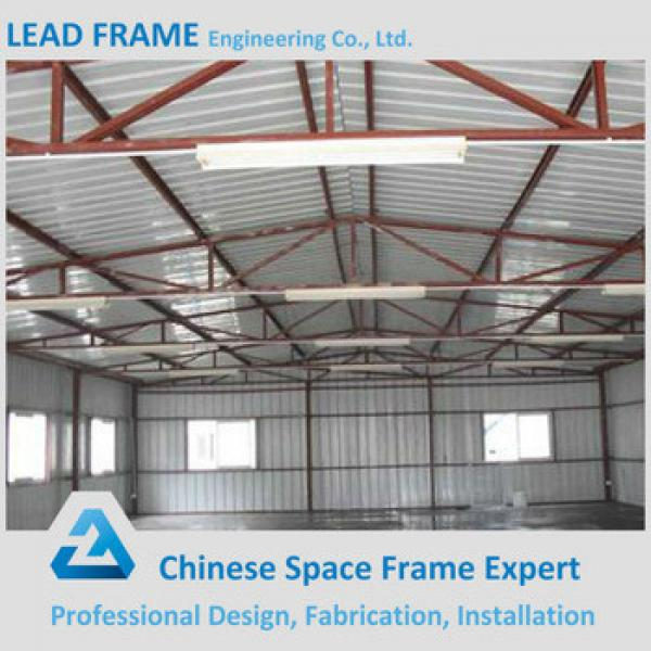 practical design prefabricated iron structure building workshop #1 image