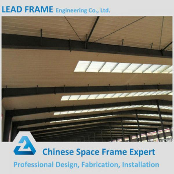 China Steel Roofing Truss System Industrial Shed Designs #1 image