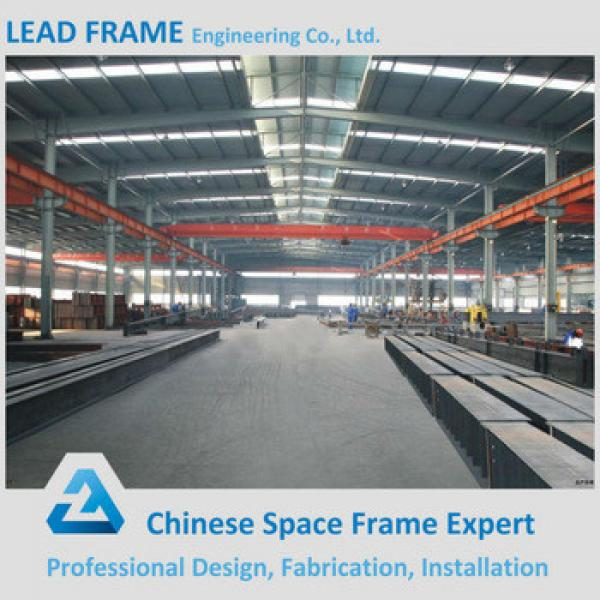 Prefabricated Workshop Steel Space Frame Construction Details #1 image