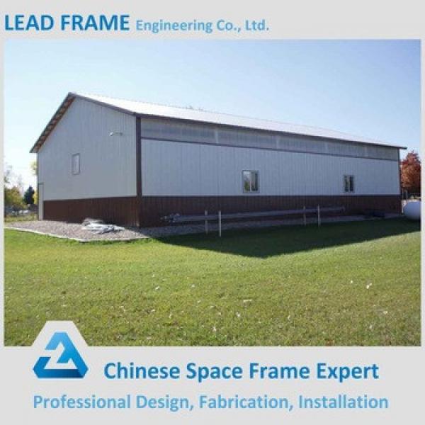 Galvanized Lightweight Construction Materials Roof Truss System #1 image