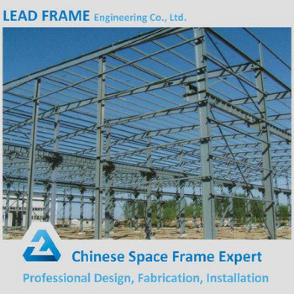 low cost prefabricated dome steel warehouse #1 image