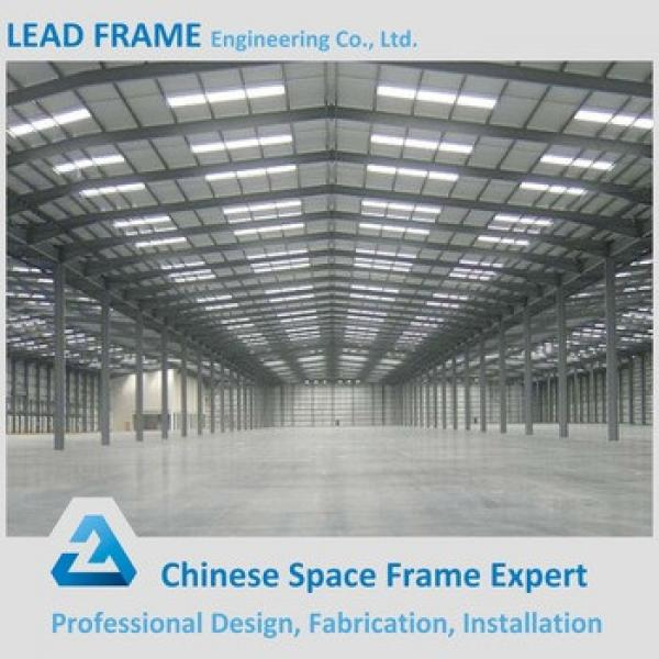 CE Certificated Large Span Light Structure Roof Design #1 image